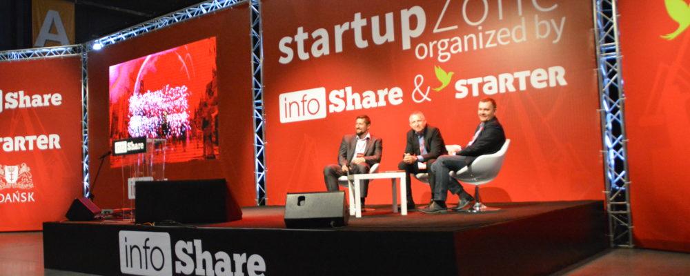 dr Krzysztof Kanawka, prezes Blue Dot Solutions sp. z o.o., na infoShare 2016